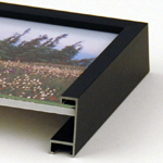 Metal Frame Cross Section